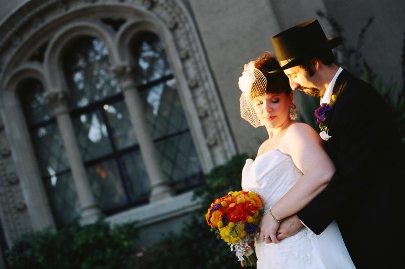 Berkeley Wedding Portraits ~ Dana & Derek