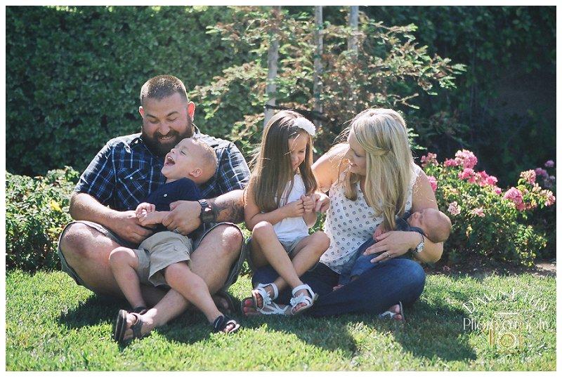 Family Photography ~ The Avila Family