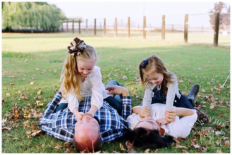 Modesto Family Photo Special ~ The Mailloux Family