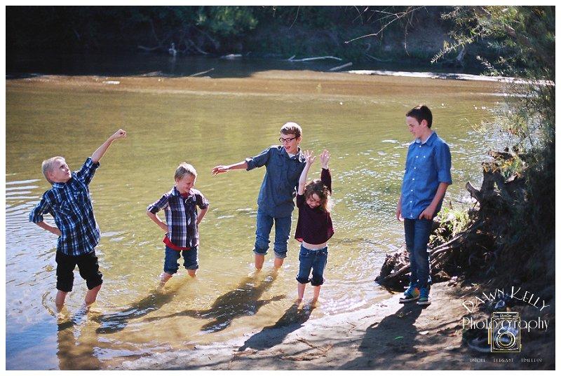 Fall Family Photos ~ The Pulizzi Family