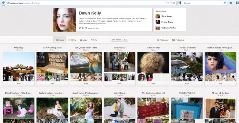 Pinterest and Photography – Friends or Foes?