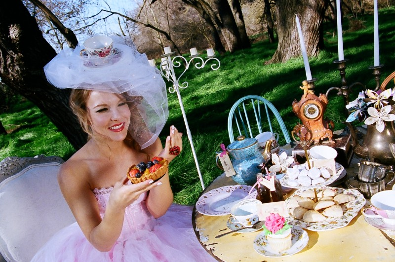 Creative Shoot ~ Alice in Wonderland