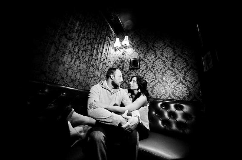 San Francisco Engagement ~ Lesley & Earl