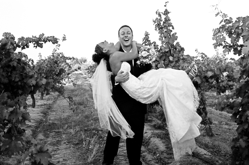 Harmony Winelands Lodi Wedding ~ Melissa & John