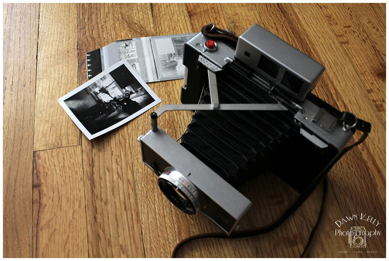 Hello There Lover….. The Professional Polaroid of My Dreams