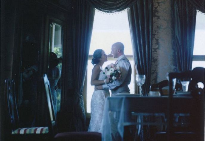 Polaroid Wedding Photos ~ Alma & Joe