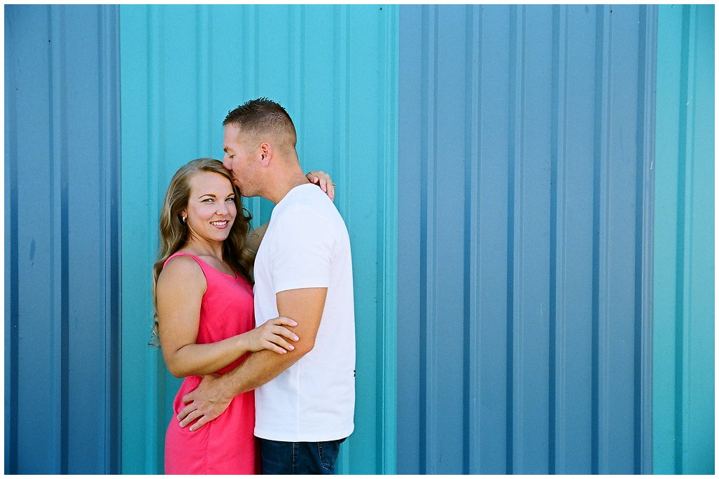 Escalon Engagement ~ Cortney & Craig