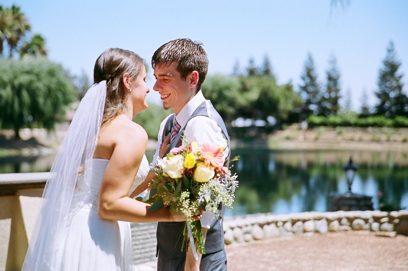 East Lake Ranch, Hughson Wedding ~ Ali & Luke