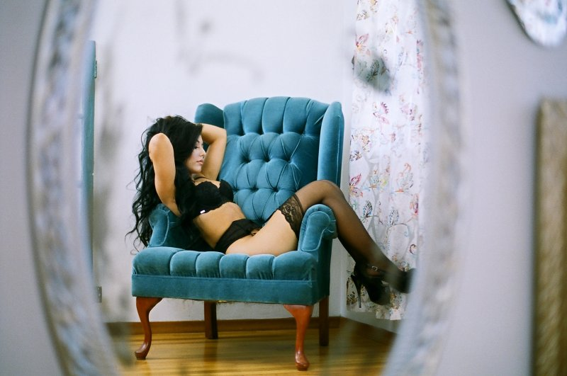 Modesto Boudoir ~ Breanna