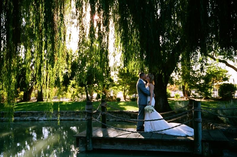 Mettler Family Vineyards, Lodi Wedding ~ Claire & Dustin