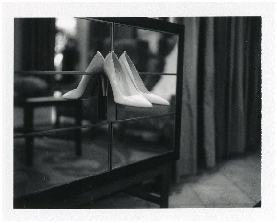Polaroid Instant Film Wedding ~ Jodi & Matthew