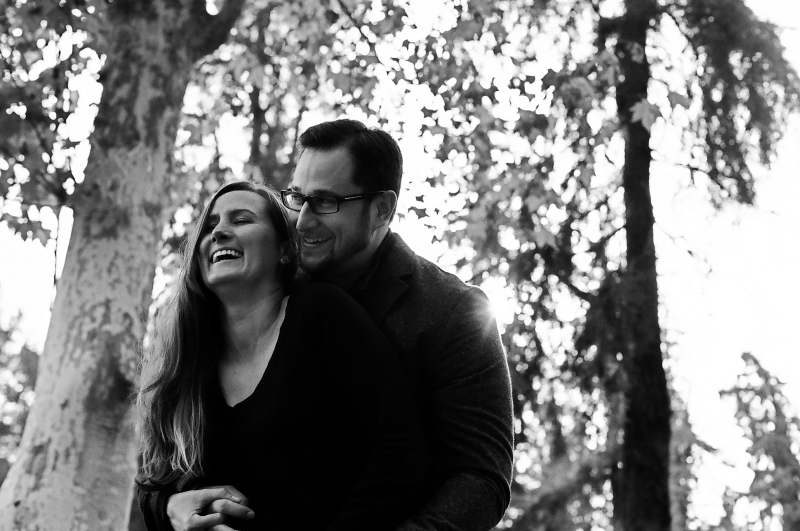 Modesto Fall Engagement ~ Shevaun & Andrew
