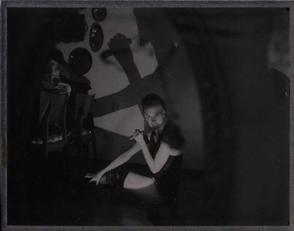 Polaroid Project ~ Horror Film Inspired Photography
