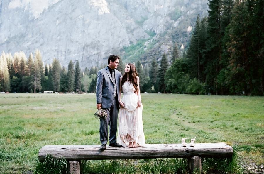 Yosemite Engagement Session ~ Hannah & Elijah | Yosemite Wedding Photographer