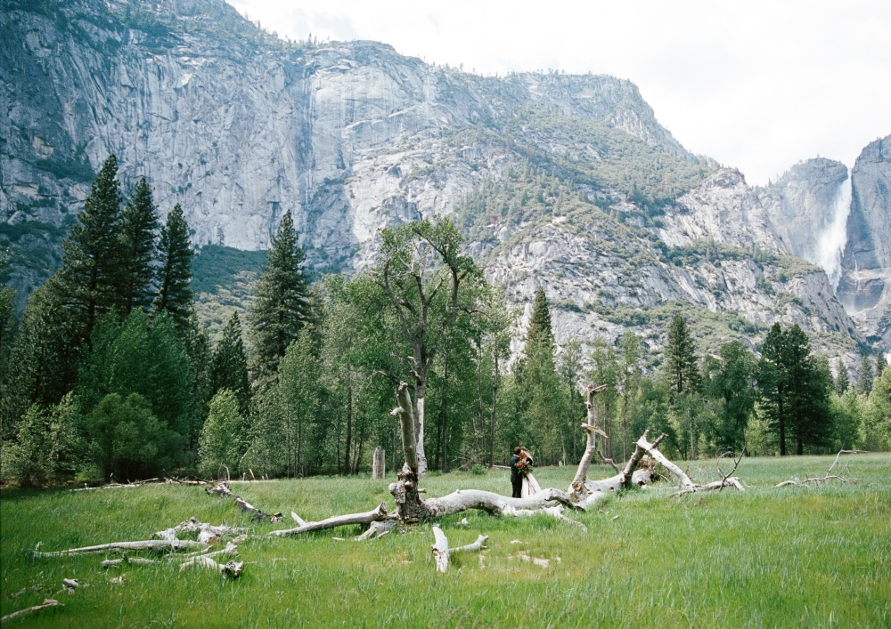 Yosemite Day After Session ~ Heidi & Sam | Yosemite Wedding Photographer