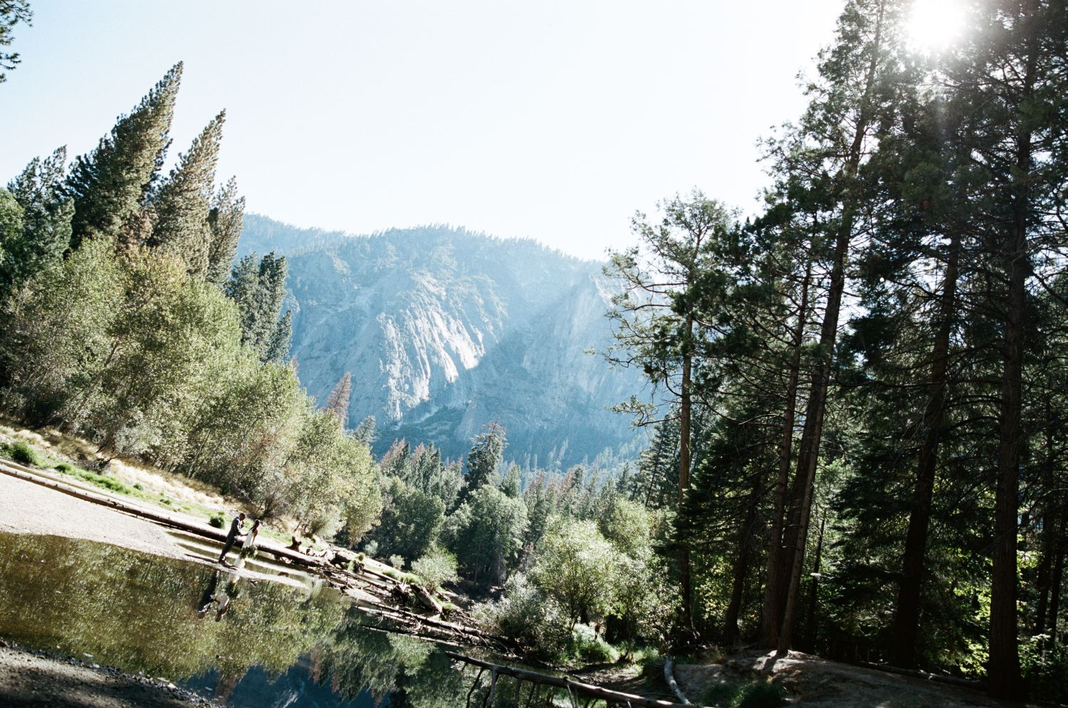 Cathedral Beach Yosemite Elopement ~ Michelle & Brett
