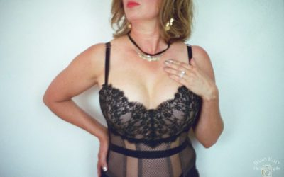 Modesto Boudoir: One Hot Mama!