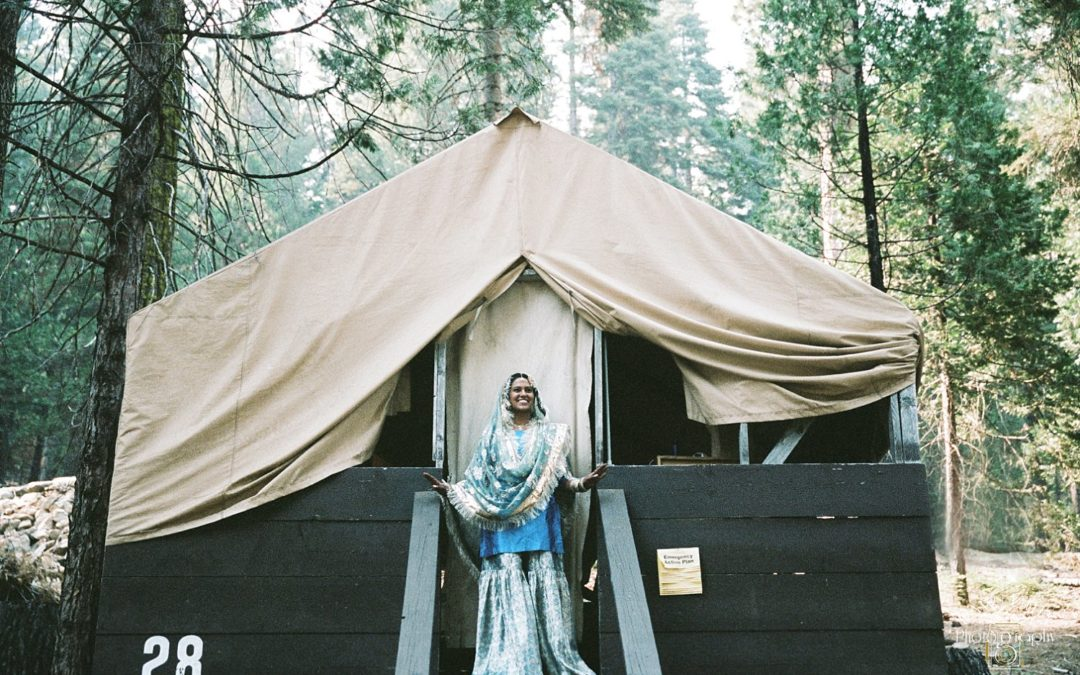 Camp Blue Pinecrest Destination Wedding: Chanda + Nate