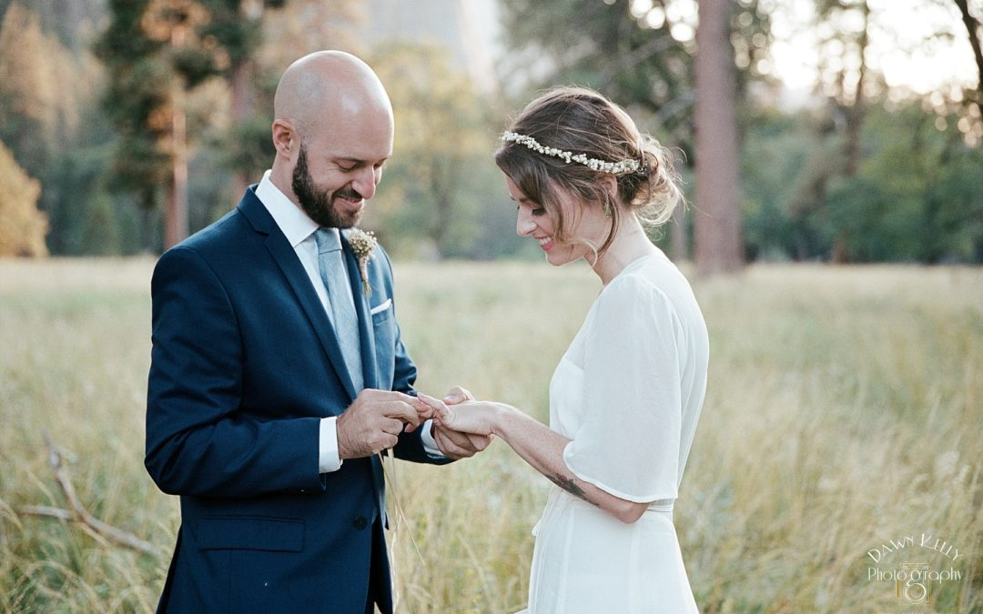 You asked and we answered! New luxury Yosemite elopement packages!