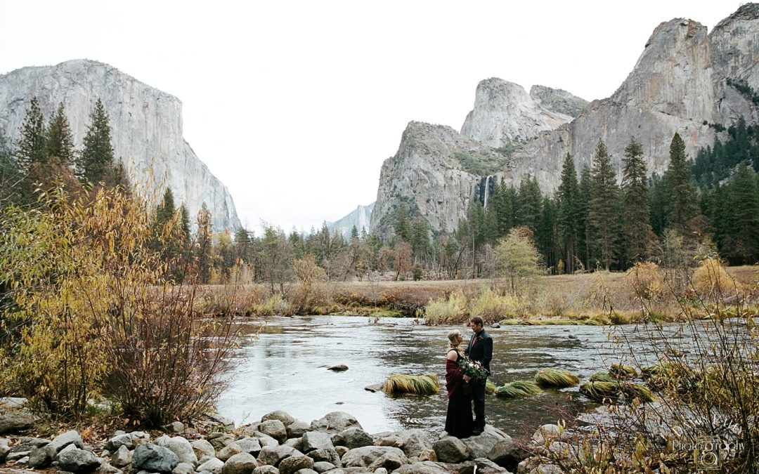 A Surprise Yosemite Elopement: Jamie + Brent