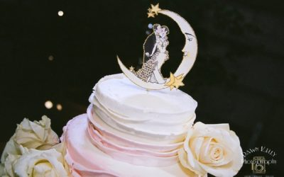 Bridal Style: The Inspiration Behind Our Most Fashionable Wedding Cakes