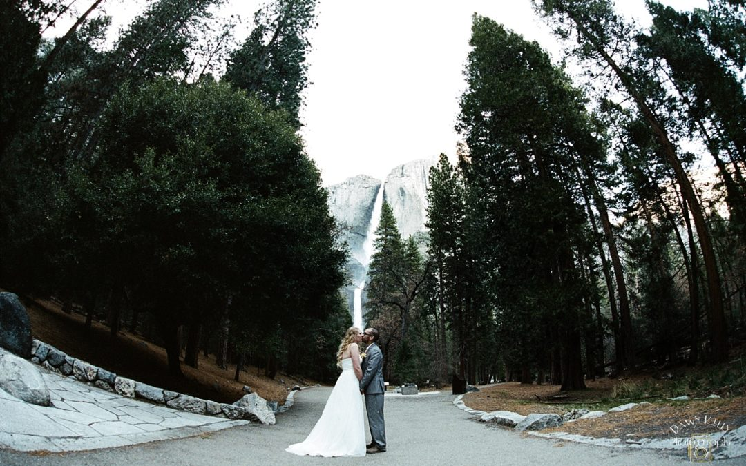 Yosemite Elopement Testimonial: Hannah + David