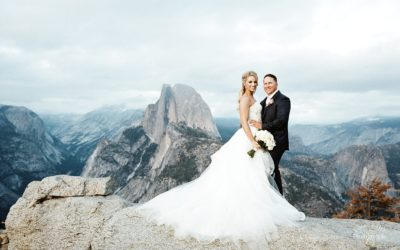 Sentinel Beach Yosemite Elopement: Bonnie + Brandon