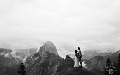 Glacier Point Elopement: Michelle & Jared