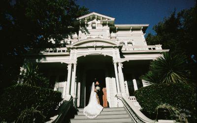 McHenry Mansion Wedding: Angie + Eric