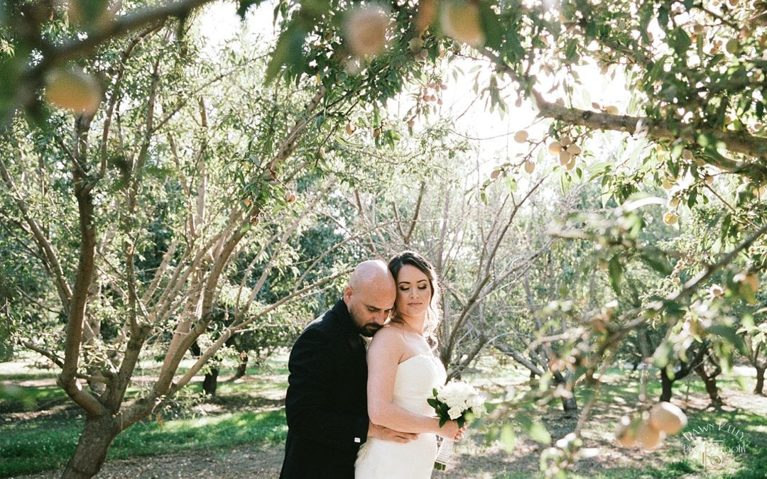 Intimate Modesto Wedding: Natalie + Charlie