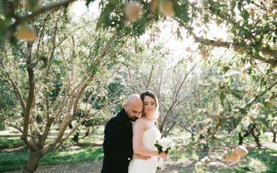 Intimate Modesto Wedding: Natalie + Charlie