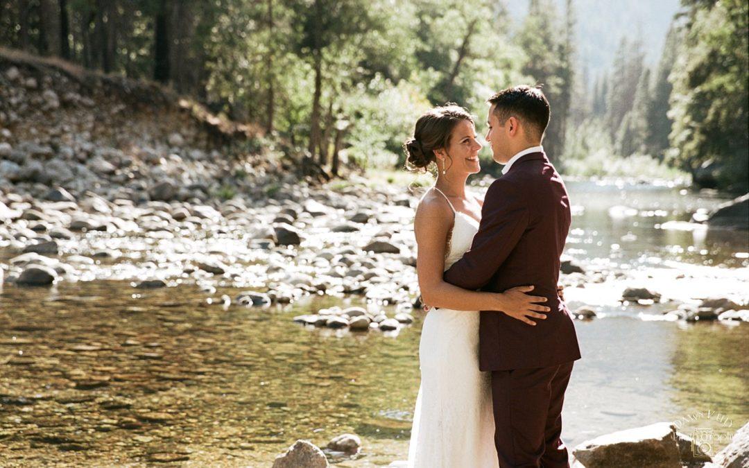 Yosemite Elopement Testimonial: Alicia + Cody