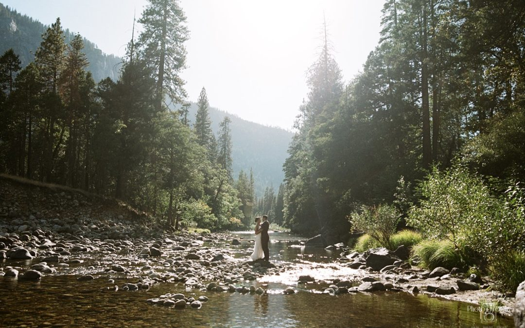 Glacier Point Elopement: Alicia + Cody