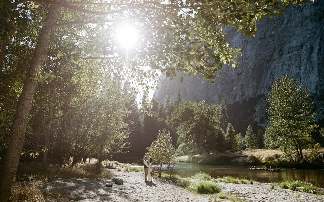 Yosemite Wedding Portraits: Marcia + Joey