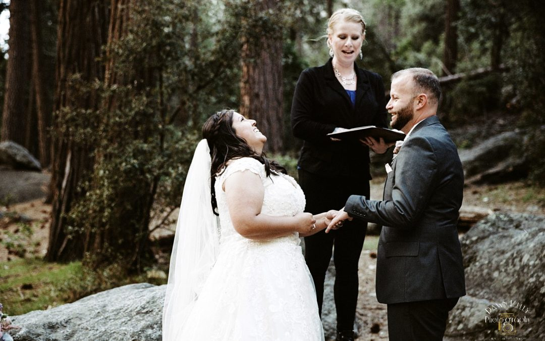 Yosemite Wedding Testimonial: Ruby + Brian