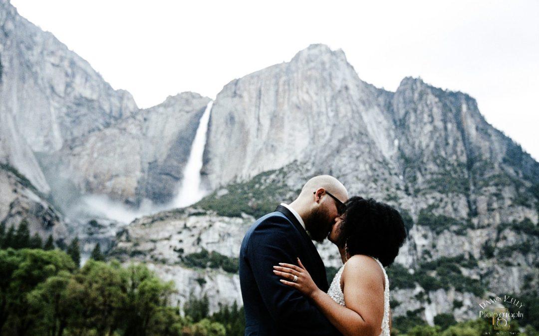 Yosemite Elopement Testimonial: Raven + Steven