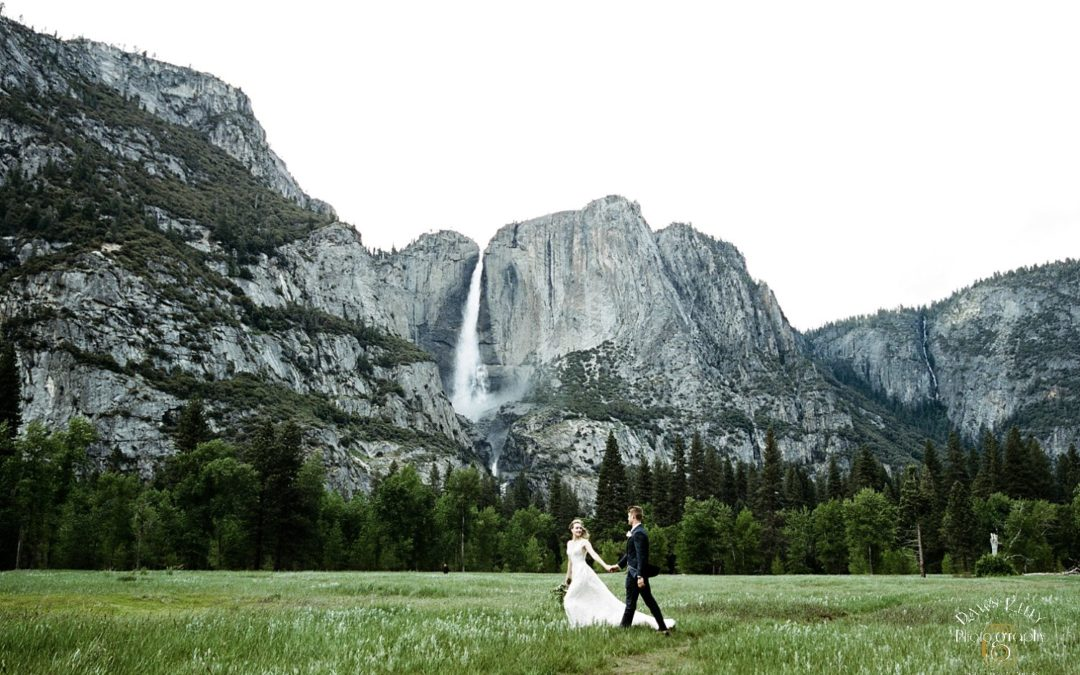 Spring Yosemite Elopement: Abby + Bryan