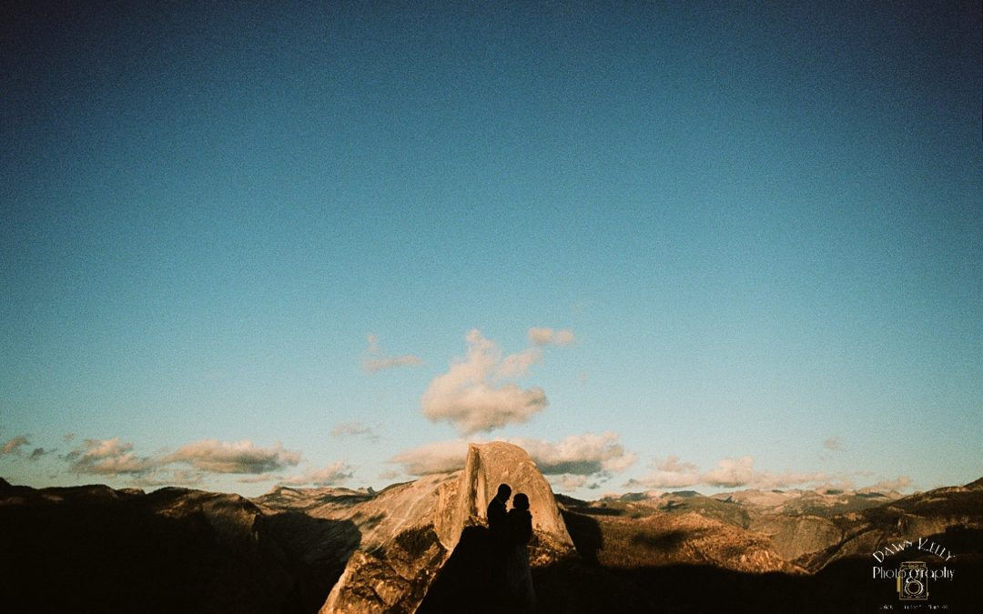 Fall Yosemite Elopement: Jamie + Neil