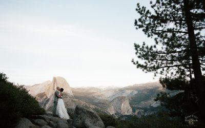 Yosemite Elopement Inspiration: Amanda + Nick