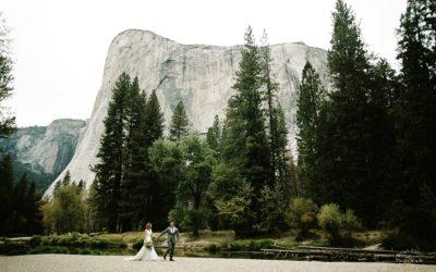 Destination Yosemite Elopement: Milly + Hector