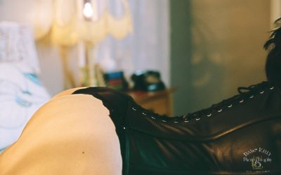 Do you have to be skinny and perfect to do a boudoir session?