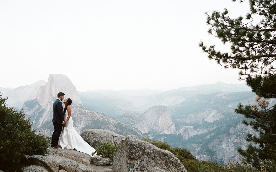El Capitan Meadow Elopement: Tiffani & Randy
