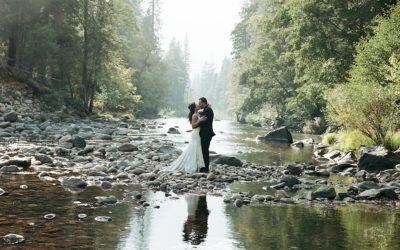 Fall Yosemite Elopement: Devin + James