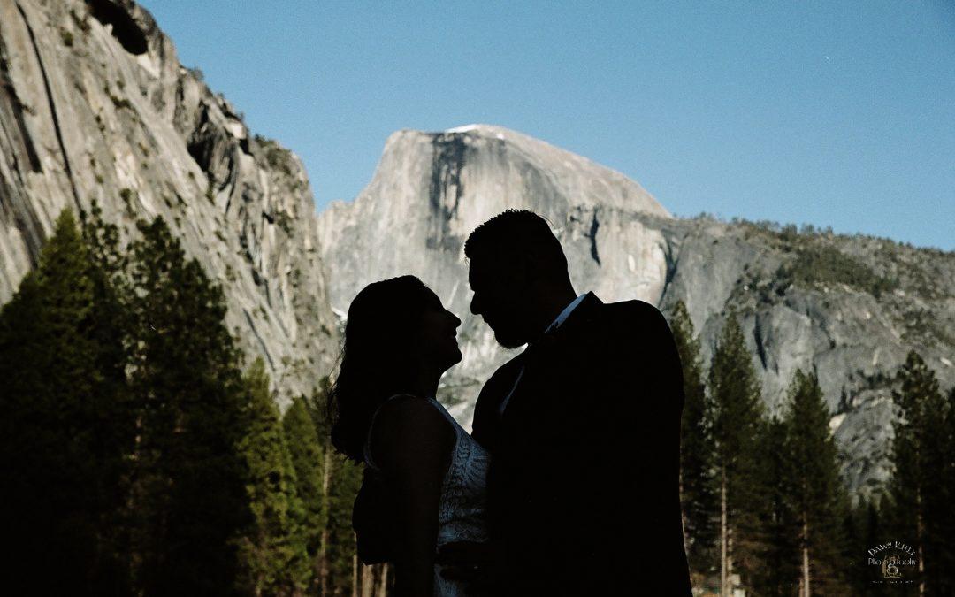 Spring Yosemite Wedding: Alexia + Taylor